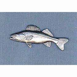 Walleye Pin