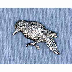 Woodpecker Pin