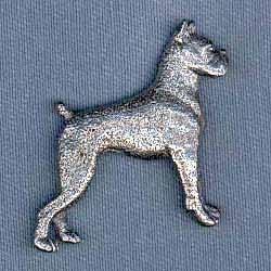 Boxer Pin