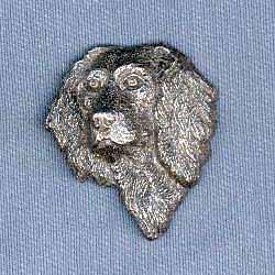Boykin Spaniel Pin