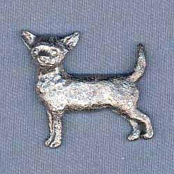 Chihuahua Pin