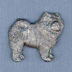 Chow Chow Pin