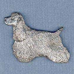 Cocker Spaniel Pin