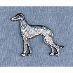 Greyhound Pin