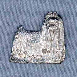 Maltese Pin