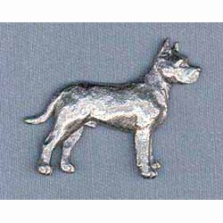 Pit Bull Terrier Pin