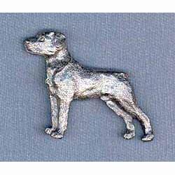 Rottweiler Pin
