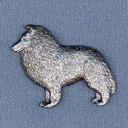 Shetland Sheepdog Pin