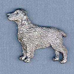 Springer Spaniel Pin
