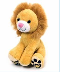 Lion Keychain Plush