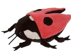 Ladybug Plush