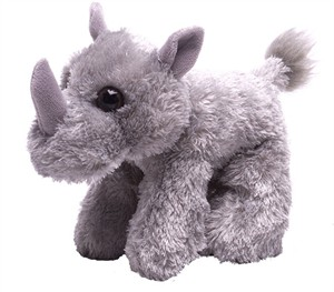Rhinoceros Plush