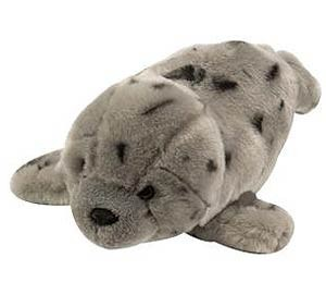 Harbor Seal Plush