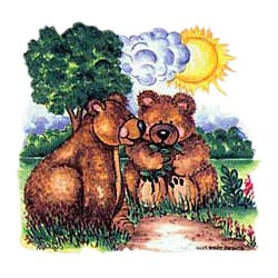 Brown Bear T-Shirt - Cartoonish