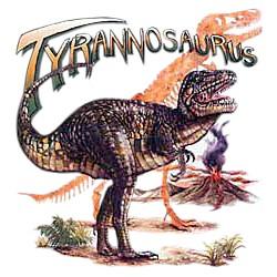 Dinosaur T-Shirt - Tyrannosaurus