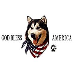 Alaskan Malamute T-Shirt - American Dog