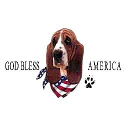 Basset Hound T-Shirt - American Dog