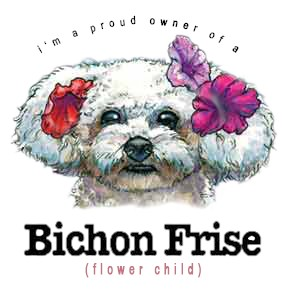 Bichon Frise T-Shirt - American Dog