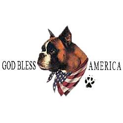 Boxer T-Shirt - American Dog