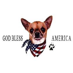 Chihuahua T-Shirt - American Dog