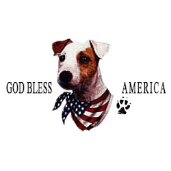 Jack Russell Terrier T-Shirt - American Dog