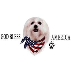 Maltese T-Shirt - American Dog