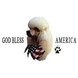 Poodle T-Shirt - American Dog