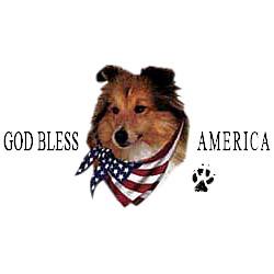 Shetland Sheepdog T-Shirt - American Dog