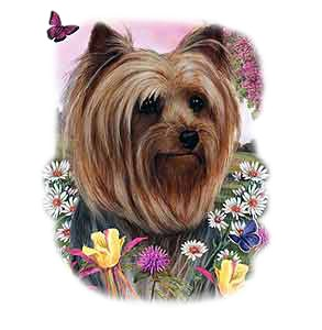 Yorkshire Terrier T-Shirt - Puppies and Paws