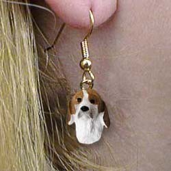 Foxhound Authentic Earrings