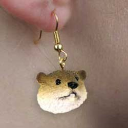 Beaver Authentic Earrings