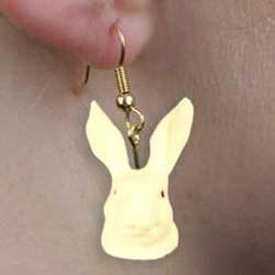 Rabbit Authentic Earrings