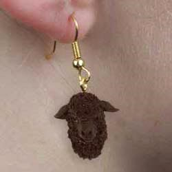 Black Sheep Authentic Earrings