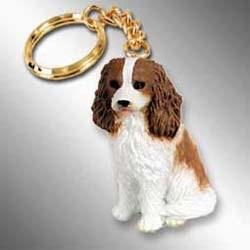Cavalier King Charles Spaniel Keychain