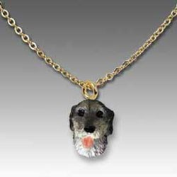 Irish Wolfhound Necklace