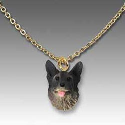 Norwegian Elkhound Necklace