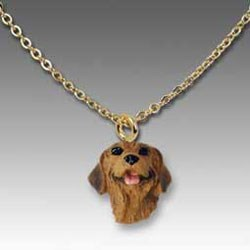 Rhodesian Ridgeback Necklace