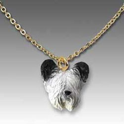 Skye Terrier Necklace
