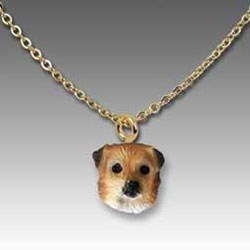 Tibetan Spaniel Necklace