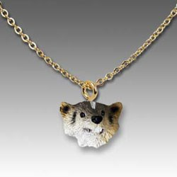 Badger Necklace