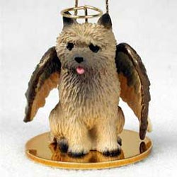 Cairn Terrier Chrstmas Christmas Ornament Angel