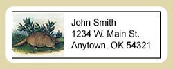 Armadillo Address Labels