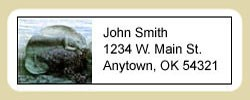 Manatee Address Labels