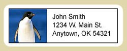 Penguin Address Labels
