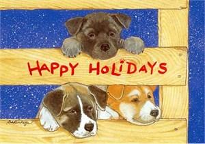 Akita Christmas Cards