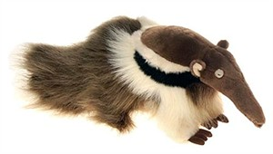 Realistic Anteater Plush Stuffed Animal 15""