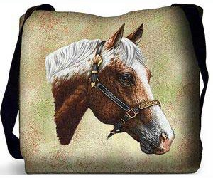 Appaloosa Horse Tote Bag