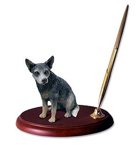 Australian Cattle Dog Pen Holder