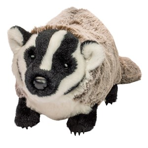 Badger Plush Stuffed Animal 12 Inch