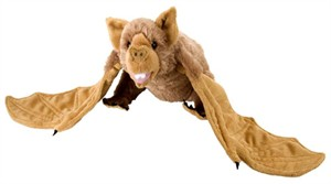Vampire Bat Plush Stuffed Animal 12""